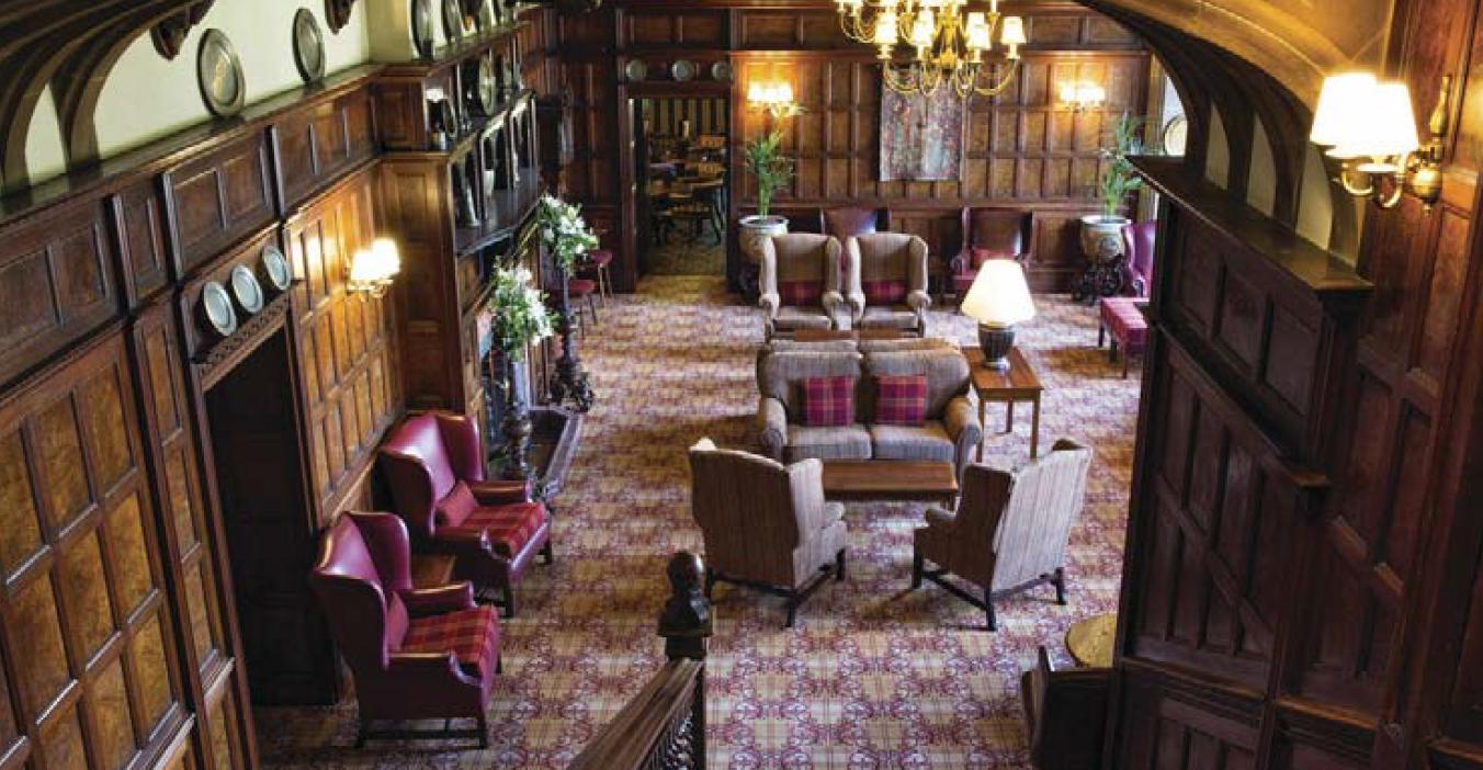 Armathwaite Hall Hotel & Spa, Bassenthwaite