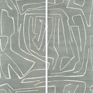 Kelly Wearstler - Graffito II Wallpaper