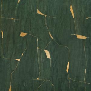 Wallpaper - Porter Teleo - Kintsugi Gold
