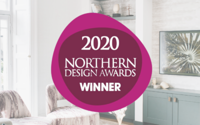 Winner at the Northern Design Awards 2020